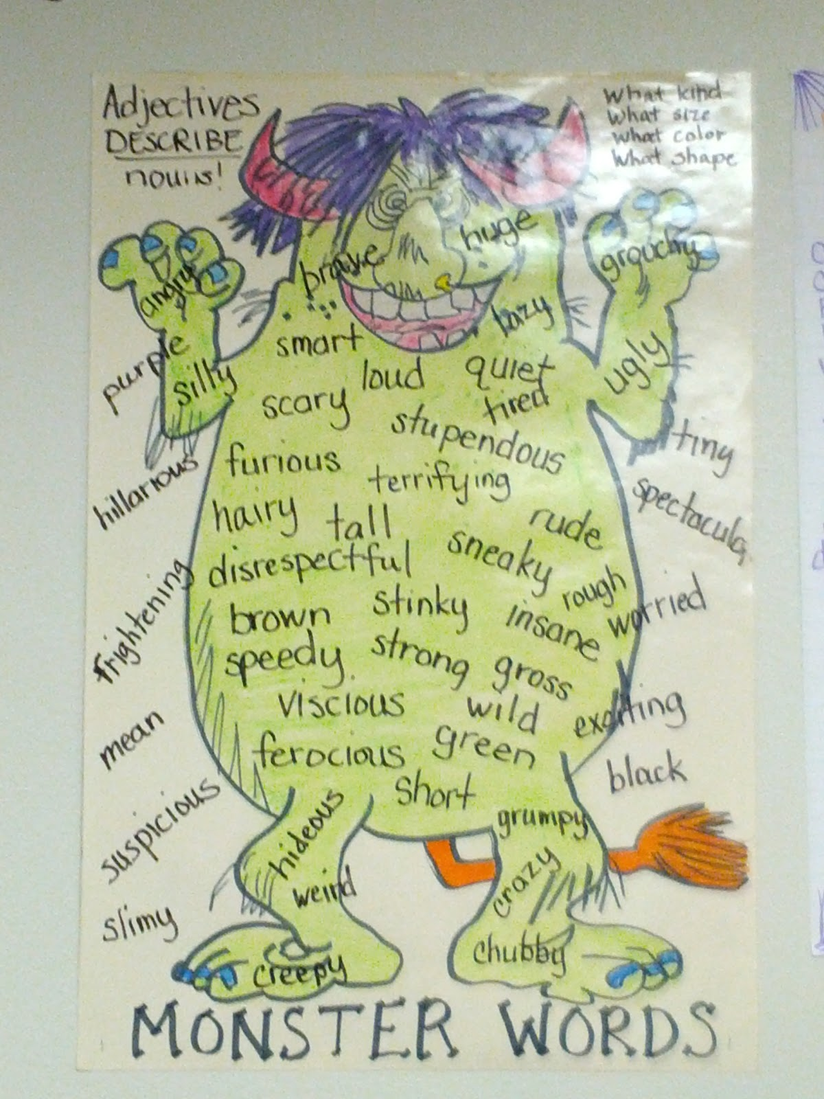 Confessions Of A Teaching Junkie More Monster Mischief
